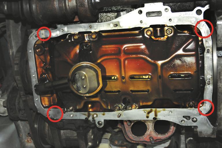 PERMADRYPLUS® Honda B Series Oil Pan   Fel-Pro Gaskets