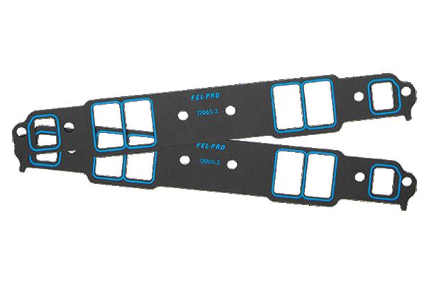 Fel-Pro Gaskets Manifold Intake Stock Port Chevy Pontiac SBC LS1 Set